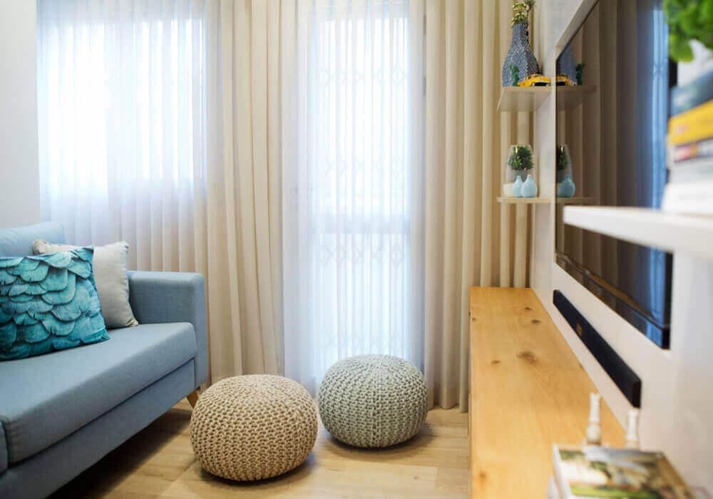 דירת קבלן, עיצוב: עליזה כהן, צילום: איה אפרים                            .