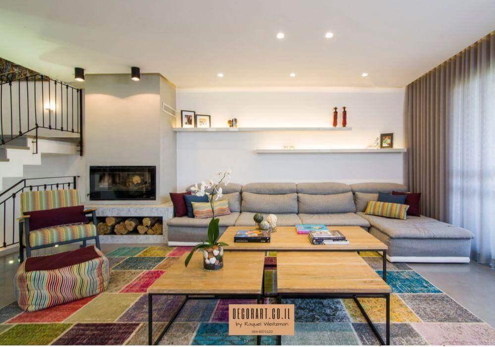 בית באלפי מנשה עיצוב: רחל וייצמן , צילום: עידן גור