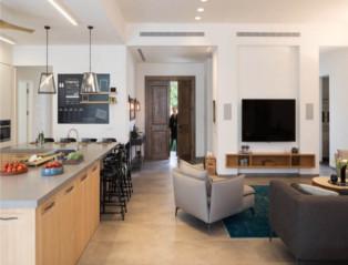 בית בגדרה עיצוב: אדווה בנימין קלדרון , צילום: טל ניסים