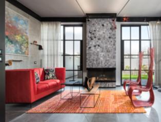 בית פרטי בחולון, עיצוב: שרי ברנע גבעון, צילום: דרור קאליש