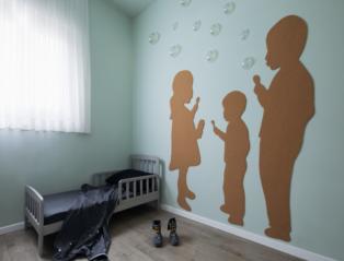 שיפוץ לדירת 4 חדרים במודיעין, עיצוב עינת ארליך, צילום: טל ניסים